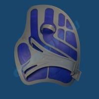 Лопатки для плавания Aqua Sphere ErgoFlex 1