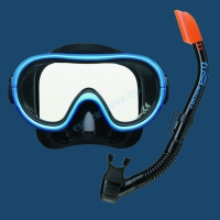 Комплект маска трубка Tusa UCR-0101 2