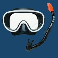 Комплект маска трубка Tusa UCR-0101 1