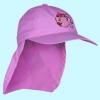 Кепка детская с защитой шеи UV200+ рыбка