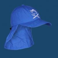 Кепка детская с защитой шеи UV200+ рыбка пират 3