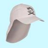 Кепка детская с защитой шеи UV200+ рыбка пират