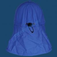 Кепка с защитой шеи детская IQ смайл 3