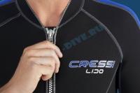 Гидрокостюм Creesi Lido 2 мм, мужской 6