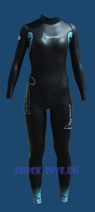 Гидрокостюм Aqua Sphere Aqua Skins женский 1