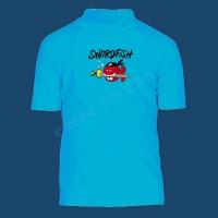 Гидромайка детская IQ Swordfish короткий рукав 4