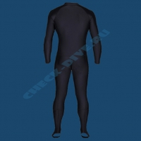 Гидрокостюм лайкра IQ UV 300+ мужской 3