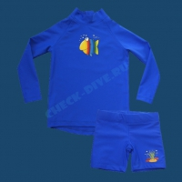 Комплект детский QI MiaCarlo UV300+ дл.рукав 1