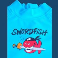 Гидромайка детская IQ Swordfish короткий рукав 3