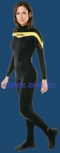 Гидрокостюм Thermoprene 3мм женский 1