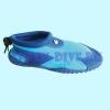 Тапки пляжные детские iQ Jolly Fish синие