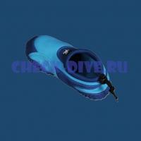 Тапки пляжные детские iQ Jolly Fish синие 4