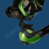 Комплект маска с трубкой Tusa TS 212/170 3