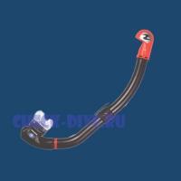 Трубка Technisub-Heliox  с клапаном 1