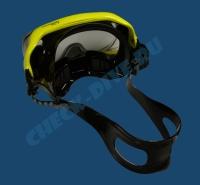 Комплект маска трубка Tusa US3325 4