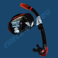 Комплект маска трубка Tusa UCR 1417 1