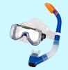 Комплект маска трубка Tusa RC3050