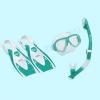 Комплект маска трубка ласты Tusa UP7221