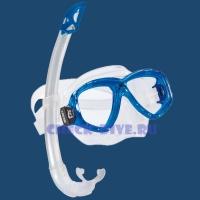 Набор маска с трубкой Cressi Perla Vip  1