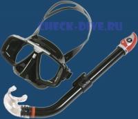 Набор маска трубка Technisub Look 1