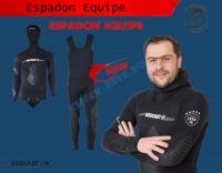 Гидрокостюм Espadon Equipe 9мм 5