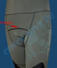 Гидрокостюм Beuchat Espadon Prestige 7мм 3