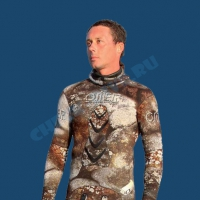 Гидрокостюм Omer Camu 3D 5мм куртка 5-й размер 1