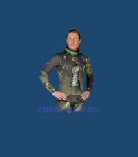 Куртка от костюма Baltiс 5 мм 1
