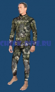 Штаны Sporasub Sea Green 3D Camo 5мм 1