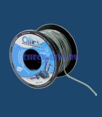 Линь O.ME.R. Dyneema серый 180 1