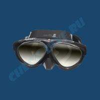 Маска Riffe Mantis 5 зеркальные линзы 1