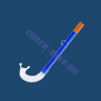 Трубка Easy, синяя 1