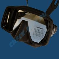 Маска Sargan FBR черный силикон 1