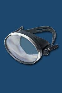 Резиновая маска Senior Securit 1