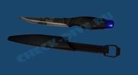 Нож стропорез для подводной охоты BS 7 2