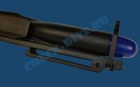 Нож стропорез для подводной охоты BS 7 4