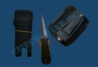 Нож Omer Minilaser с креплением на руку 3