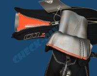 Перчатки Waterproof G1 7мм трёхпалые 3