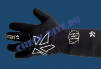 Перчатки Sargan Калан 4.5 мм полусухие 4
