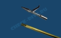 Запасной гарпун для подводного ружья Дельфин  1