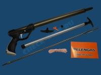 Подводное ружье Пеленгас 55 Eco  1