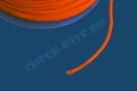 Линь Speardiver Dyneema 1.4мм красный 130кг 2