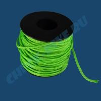 Линь Нейлон 2мм зелёный 1