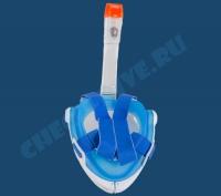 Маска для снорклинга Aquatics Full face 3