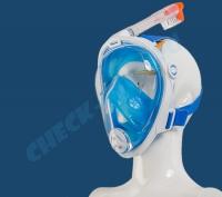 Маска для снорклинга Aquatics Full face 1