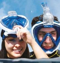 Полнолицевая маска для снорклинга Aqualung Smart  6